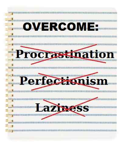 Lazy Procrastinators