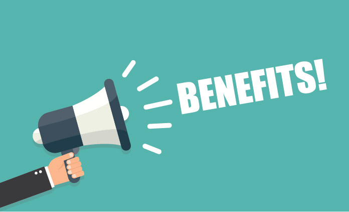 Benefits of commission league
