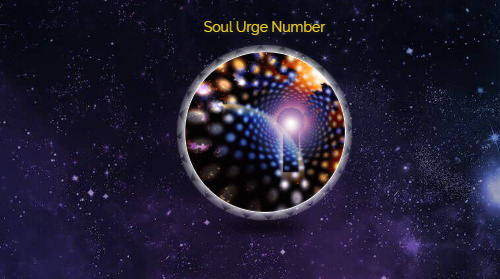 Core Element Soul Urge Number