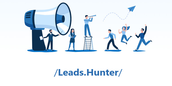 Leads Hunter Home Page