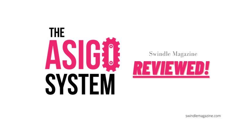 my review for asigo system