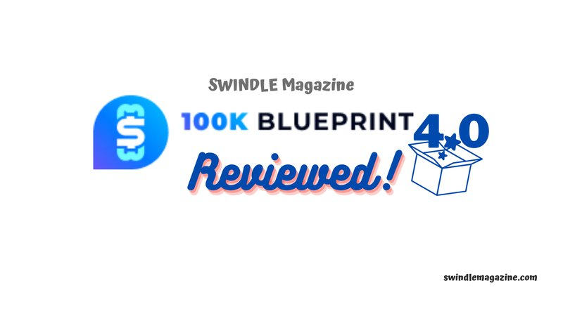 review for 100k blueprint