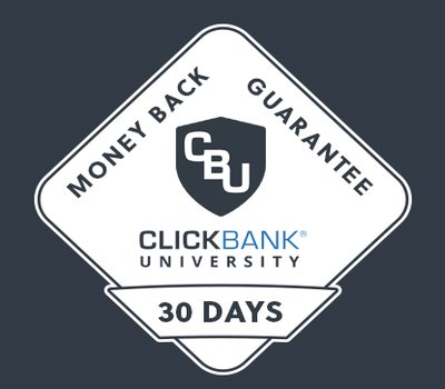 30-day money-back guaranteed