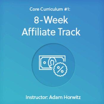 8-week affiliate track