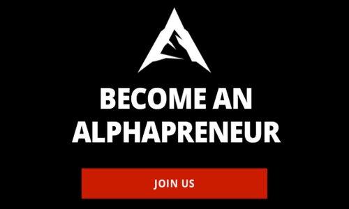 become an alphapreneur
