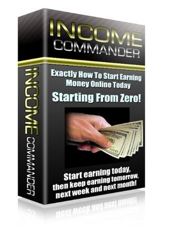 Income Commander Master Guide