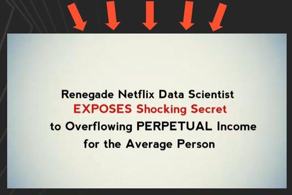 Netflix data scientist exposes shocking secret