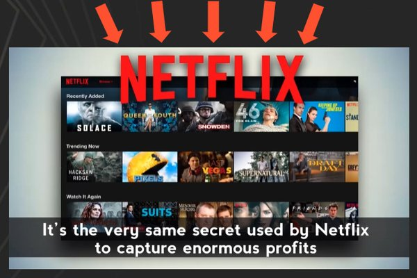 Netflix secret to earning tons of profits