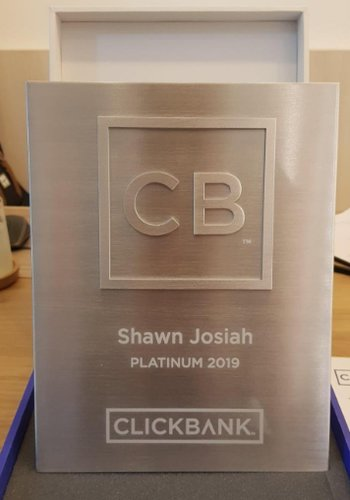 Shawn Josiah Clickbank Platinum