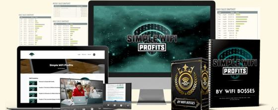 Simple Wifi Profits training program