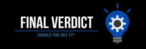 final verdict proVen review