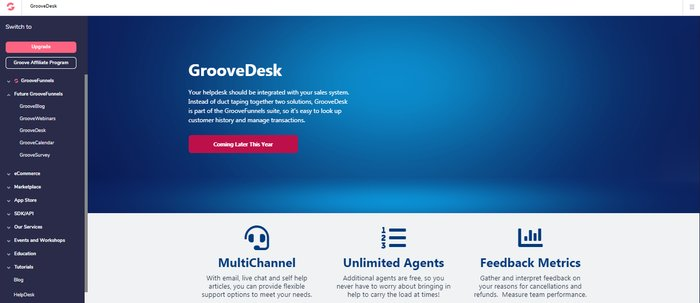 groovedesk