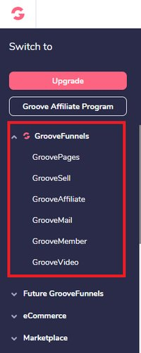 groovefunnels components