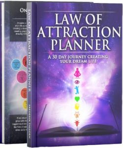 law of attraction planner freedom mastery