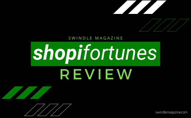 shopifortunes review banner