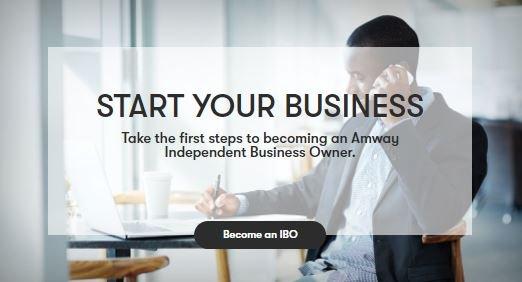 amway ibo registration