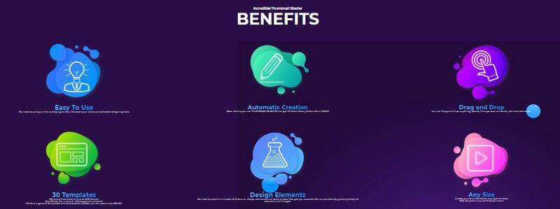 benefits of thumbnail blaster