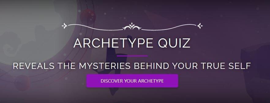 jungian archetype quiz