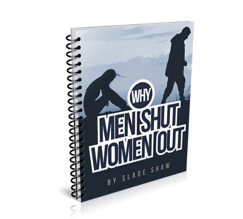 why men shut women out