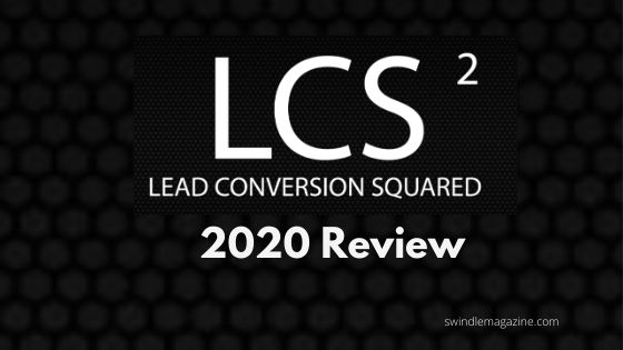 My Review for Lead Conversion Squared