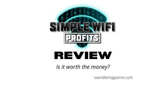 simple wifi profits review