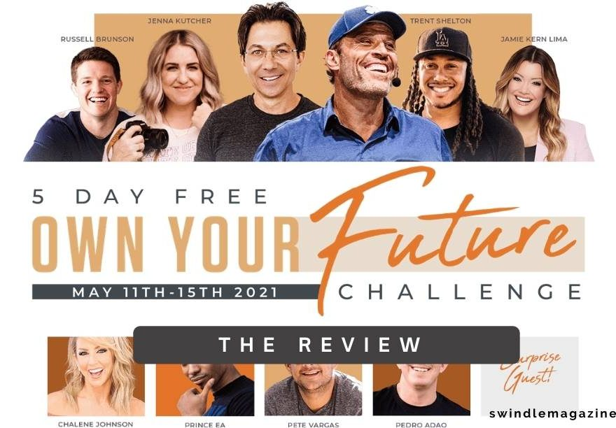 Own Your Future Challenge Review
